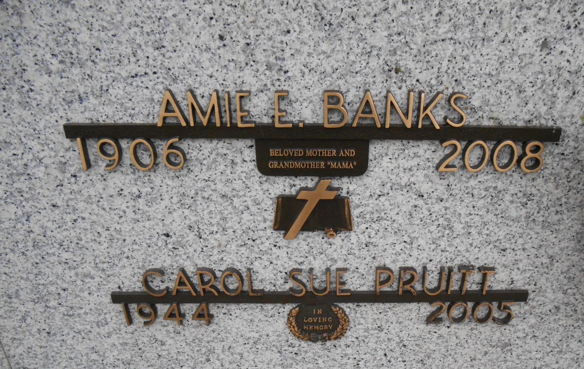 Amie E. Banks