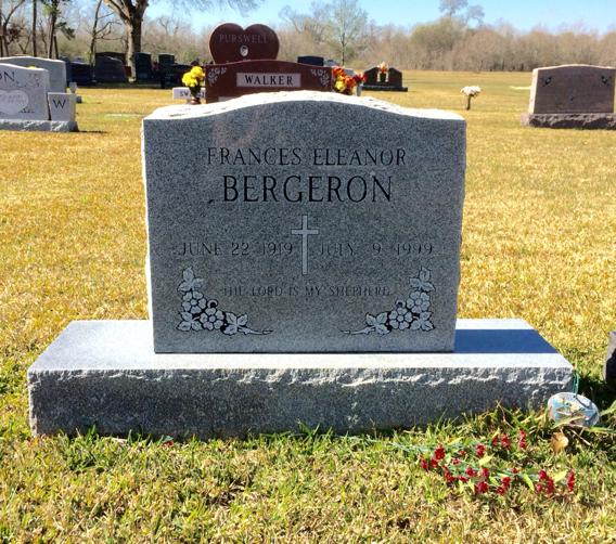 Frances Eleanor Bergeron