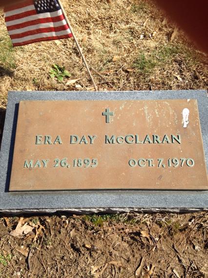 Era <i>Day</i> McClaran