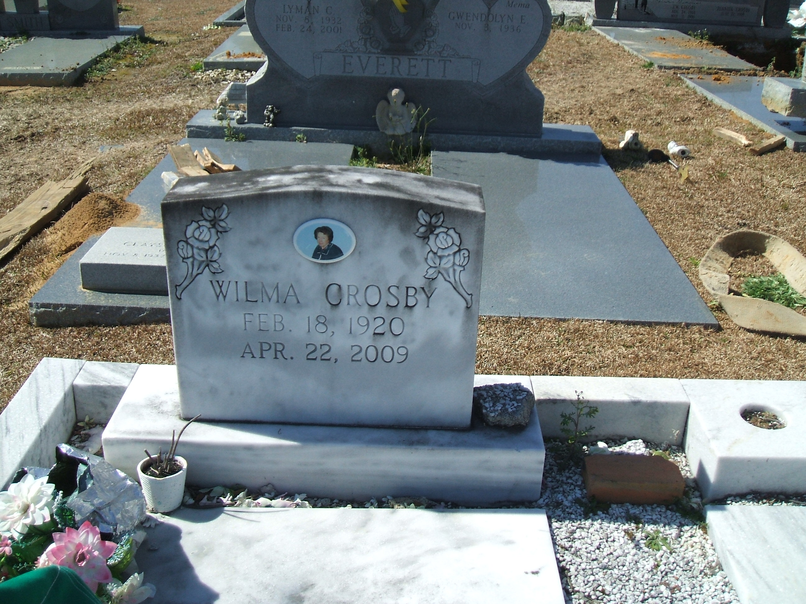 Wilma Marie Crosby