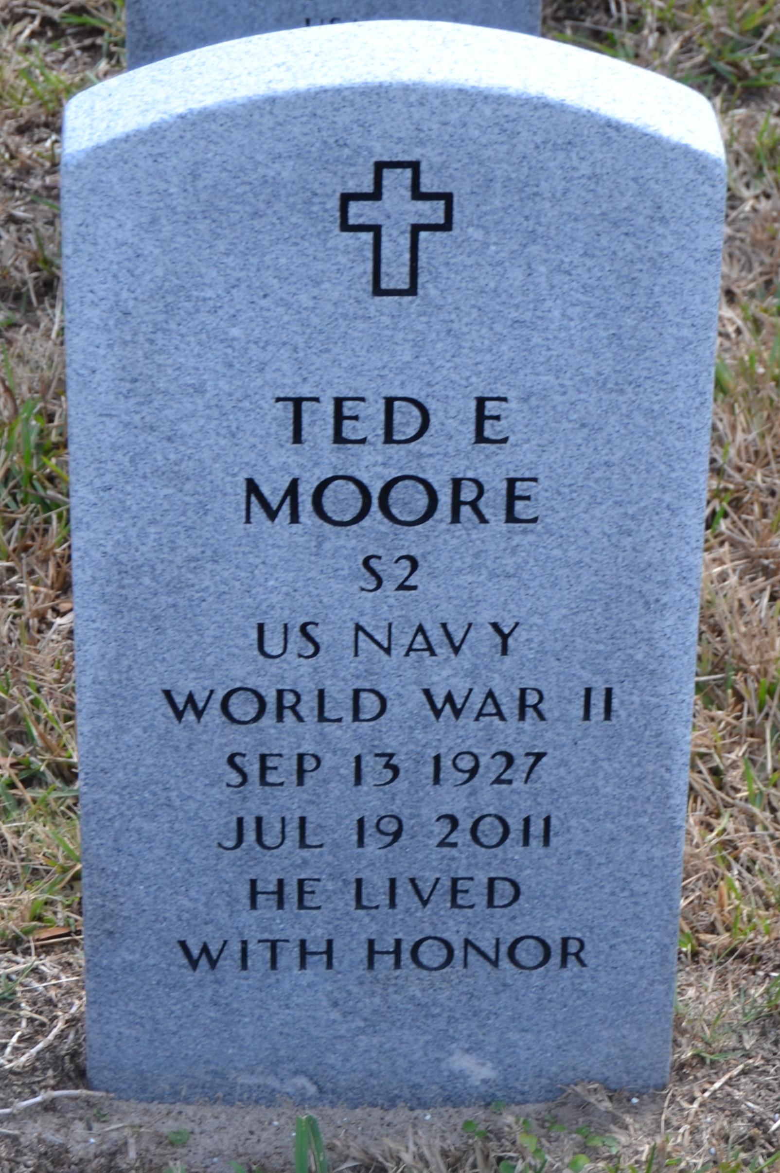 Ted E. Moore