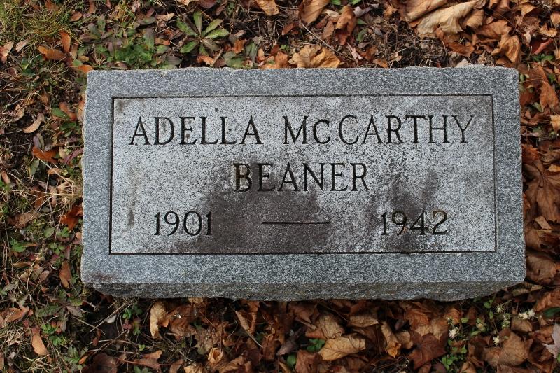 Adella <i>McCarthy</i> Beaner