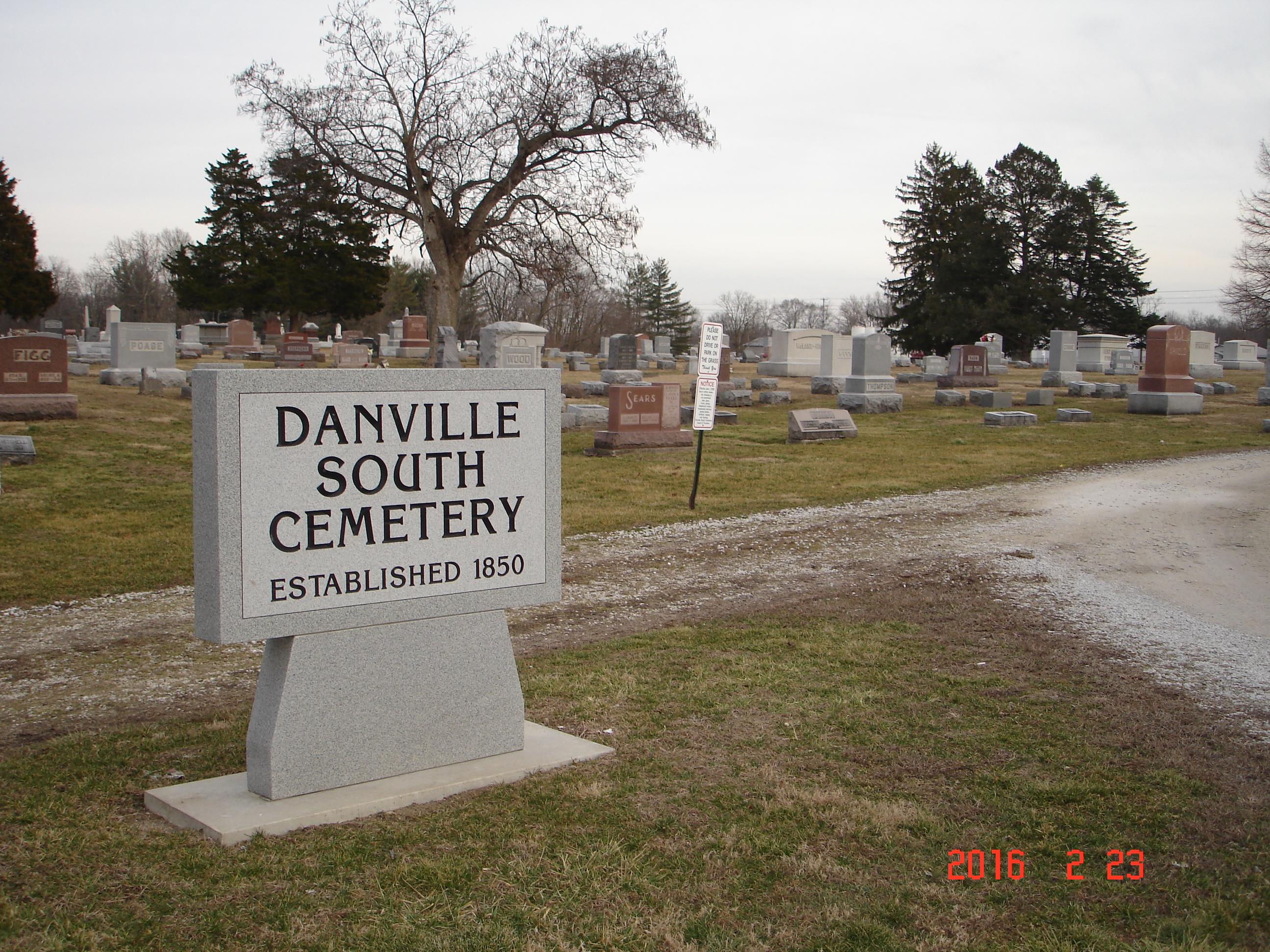 Danville South Cemetery