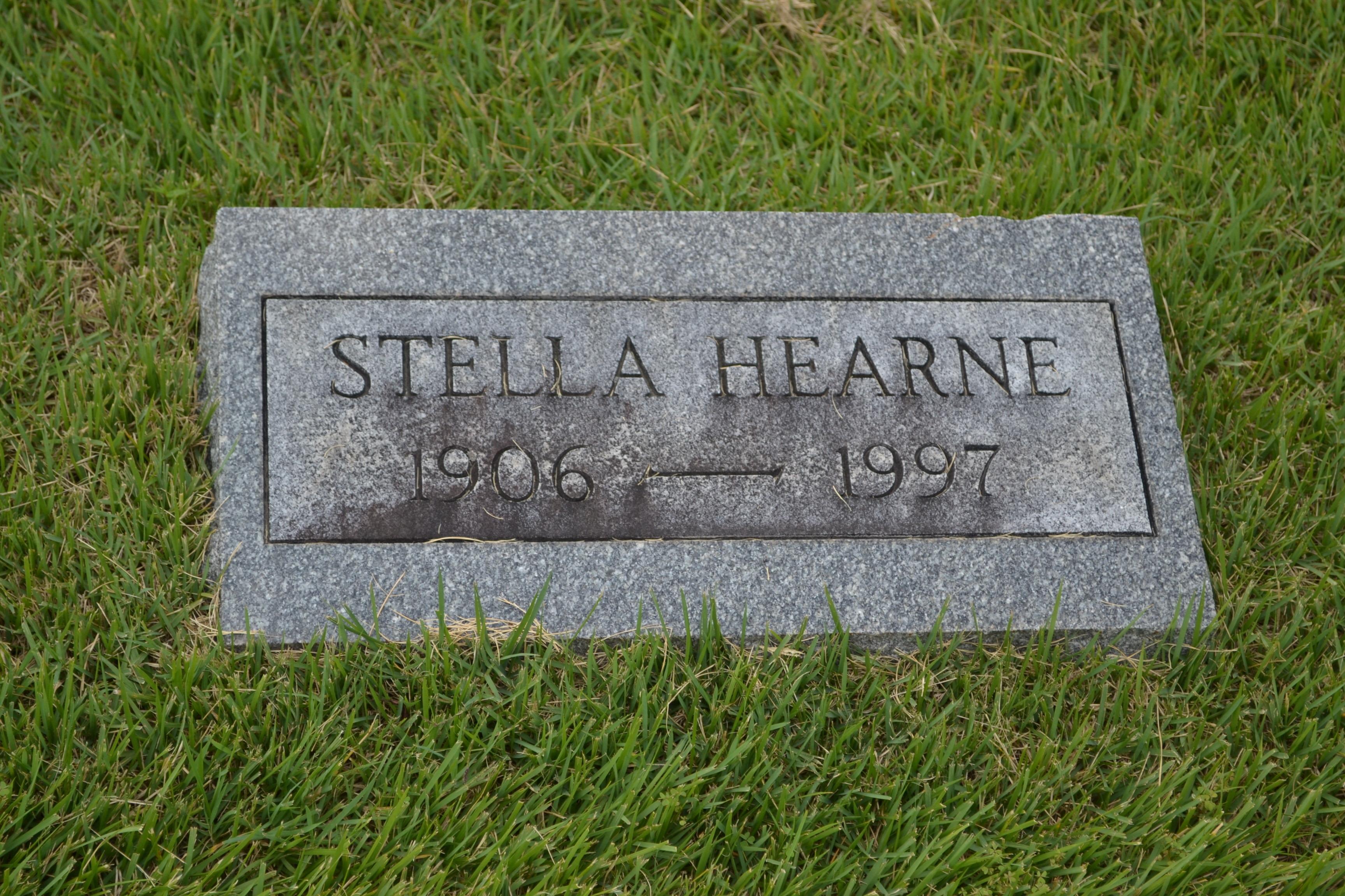 Stella <i>Hearne</i> Brittingham
