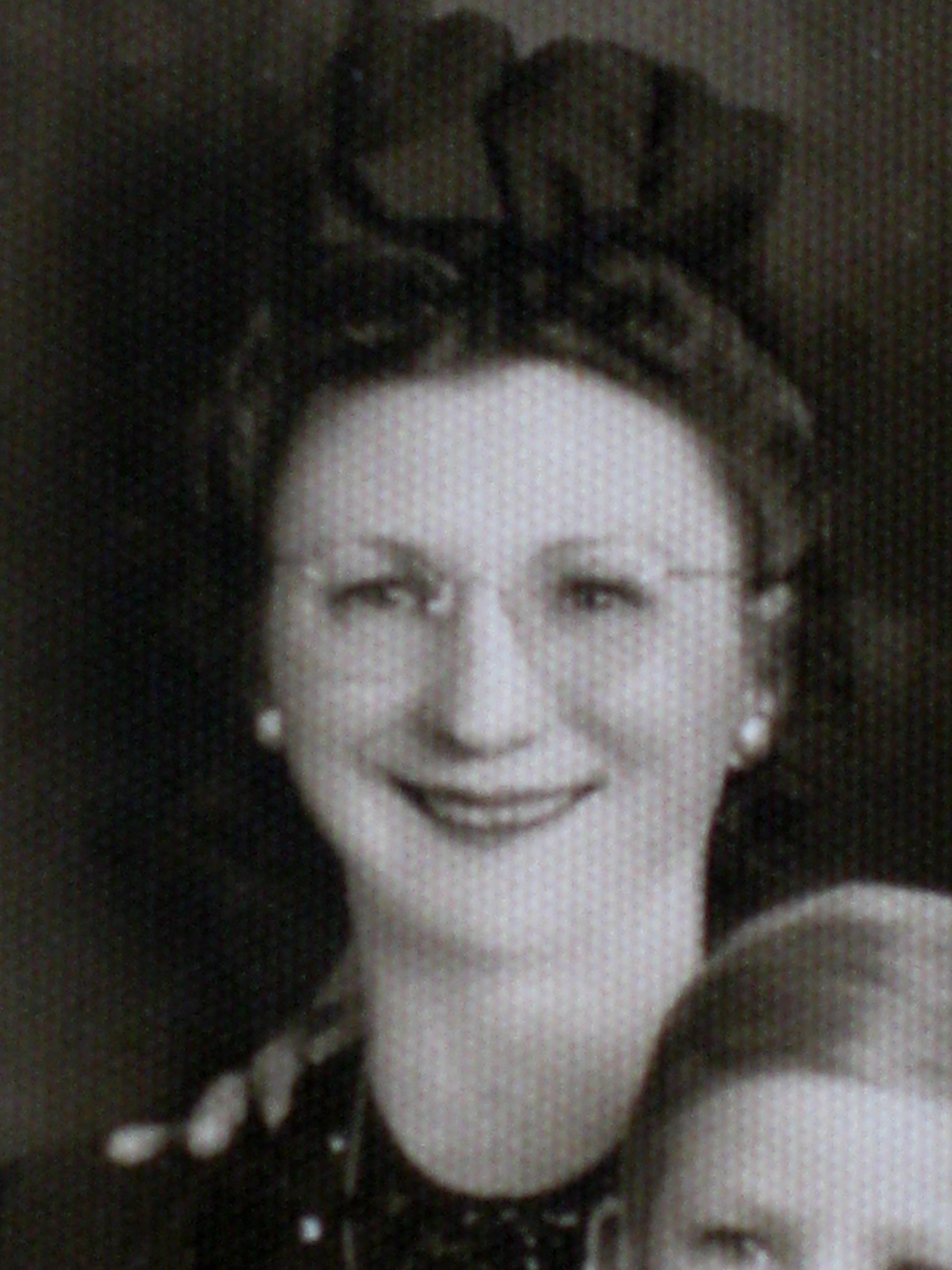 Bertha <i>Skowrunski</i> Glowacky