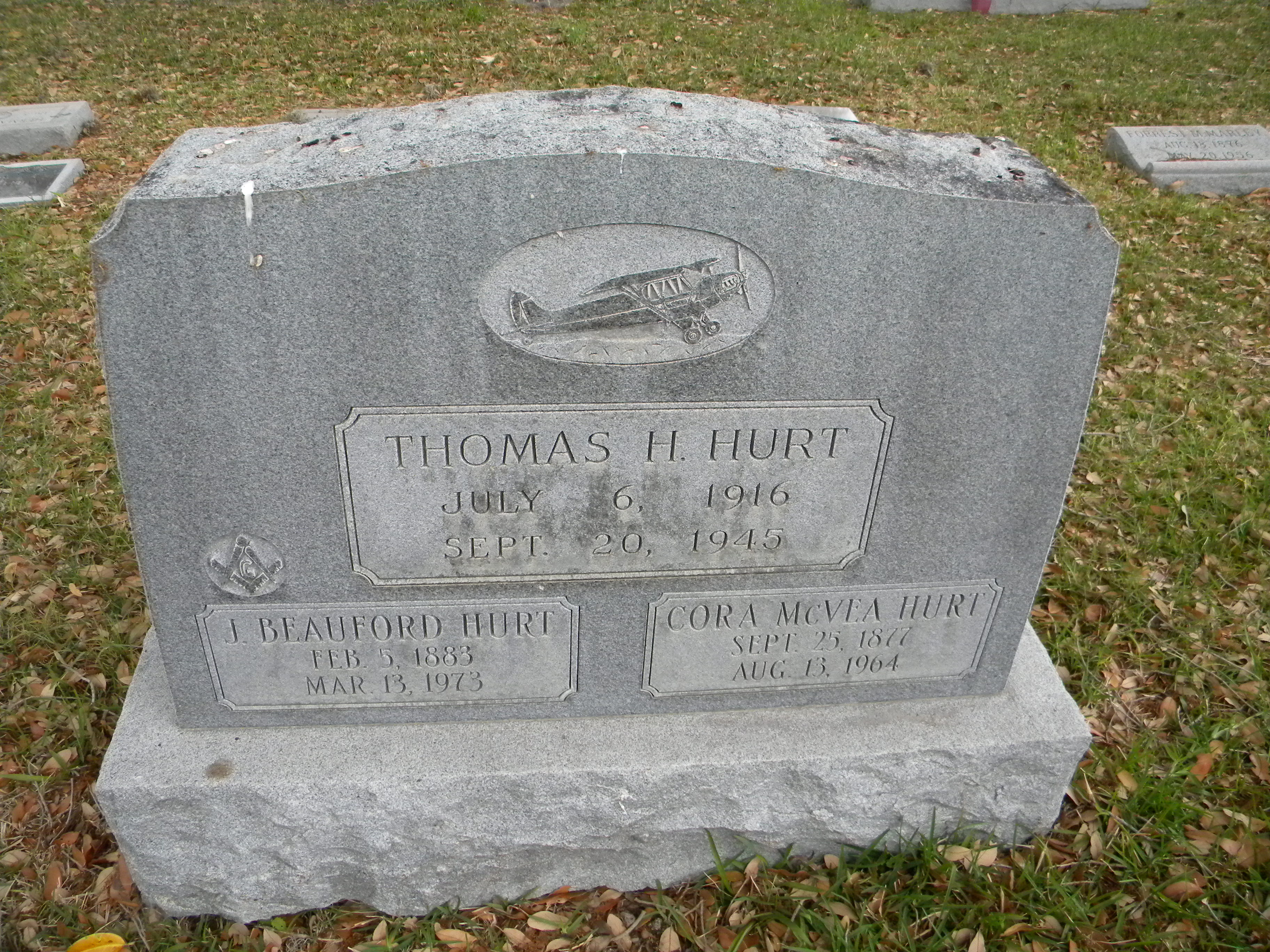 Thomas Hamilton Hurt