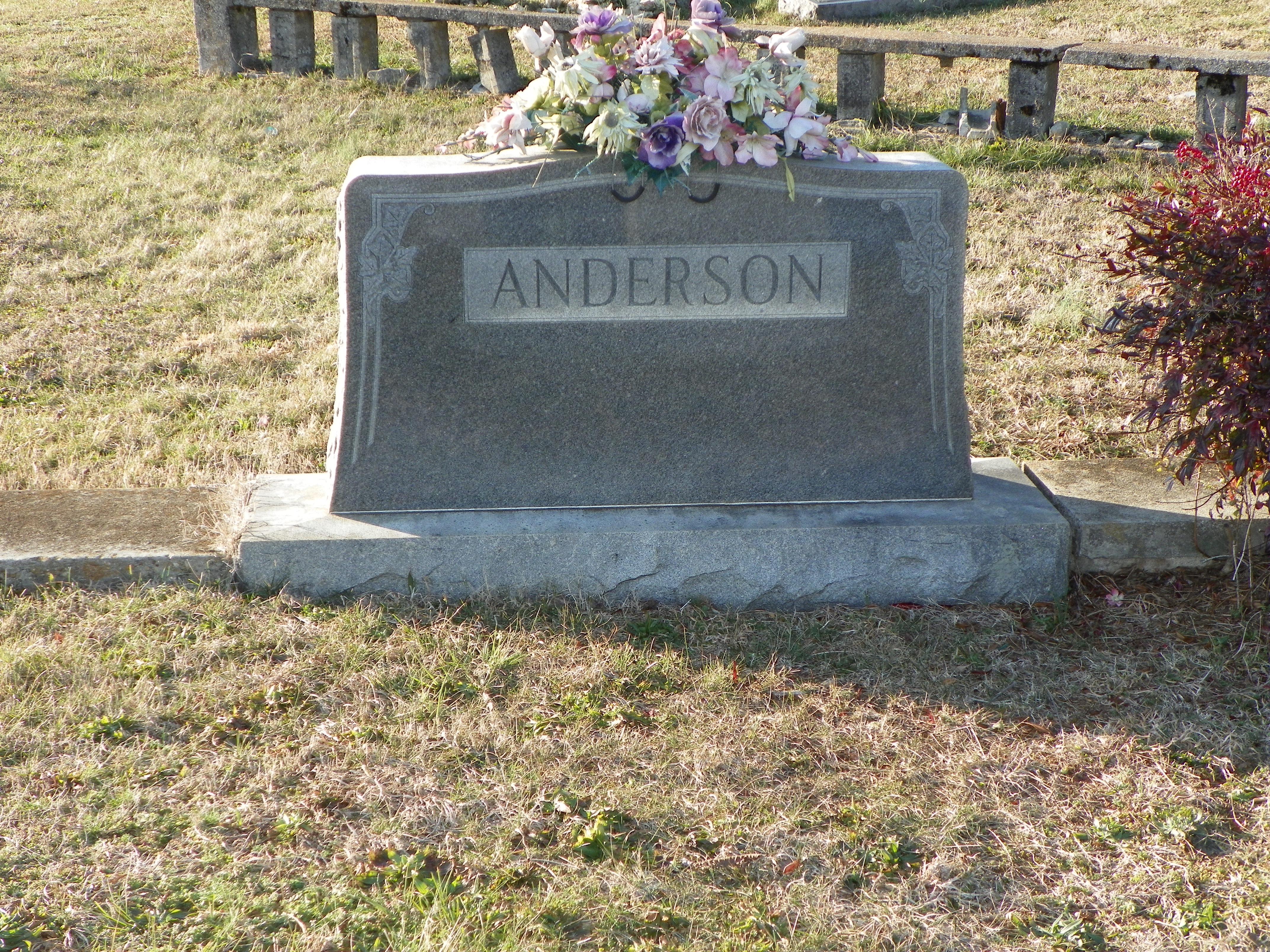 Ethel S Anderson