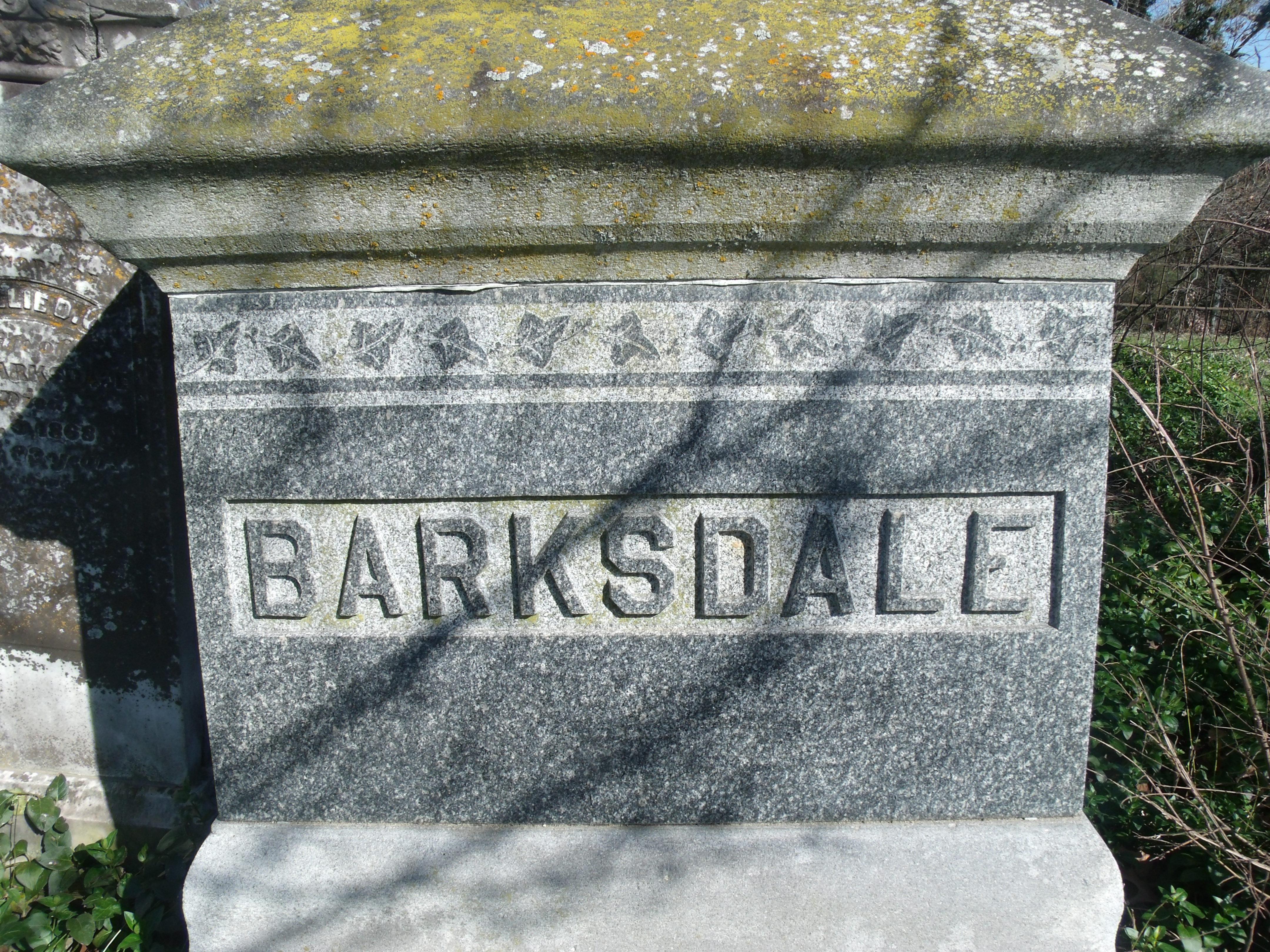 Dr Warren Farrell Barksdale