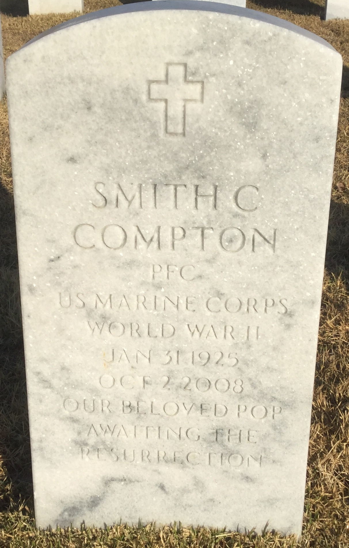 Smith Smitty Casler Compton
