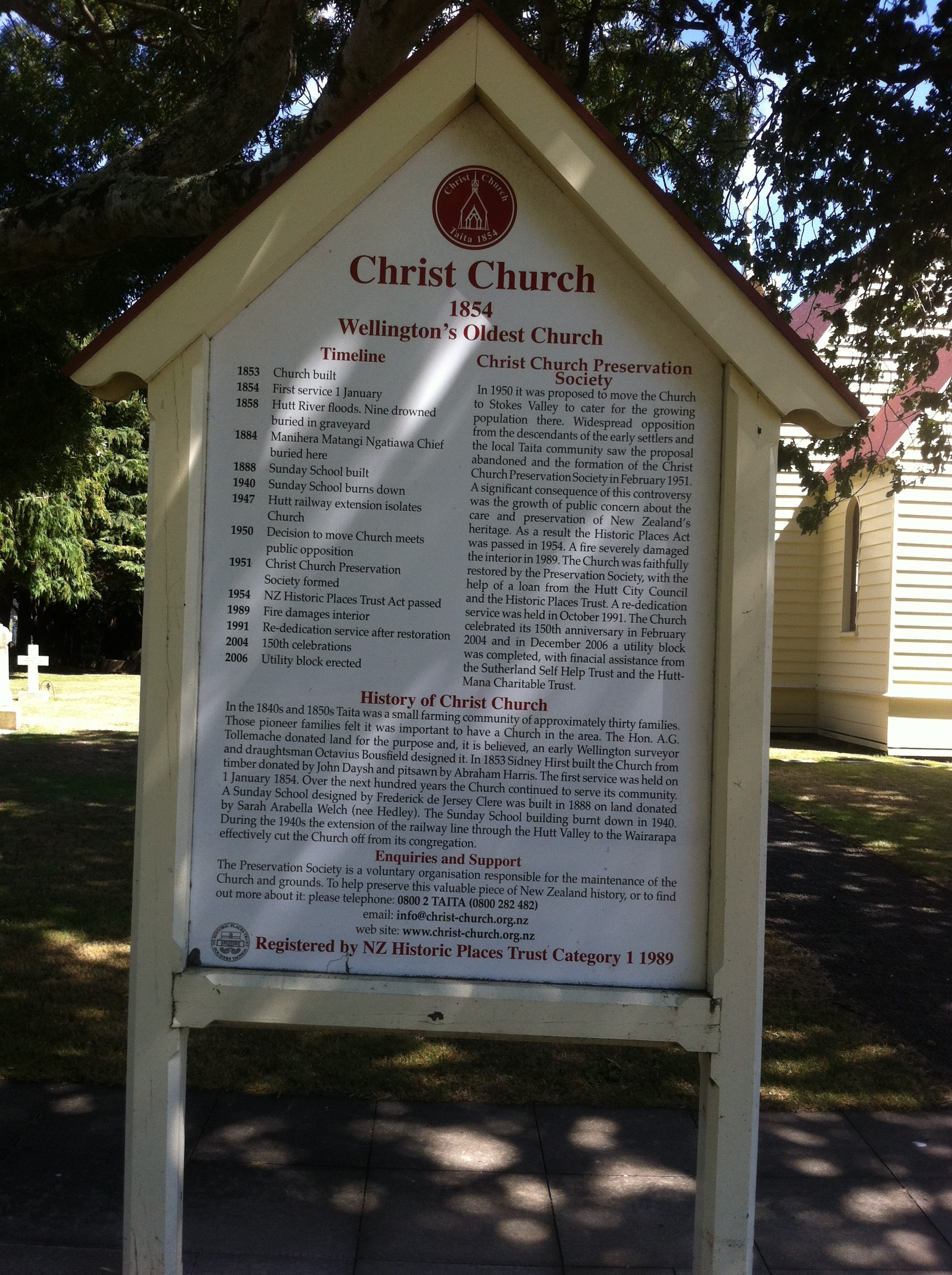 Christ Church-Taita Cemetery