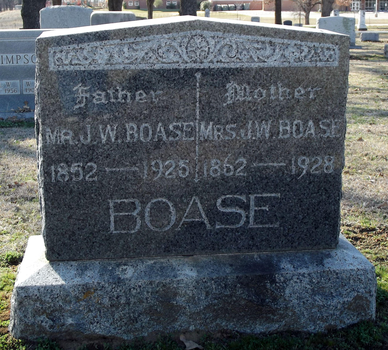 James William Boase