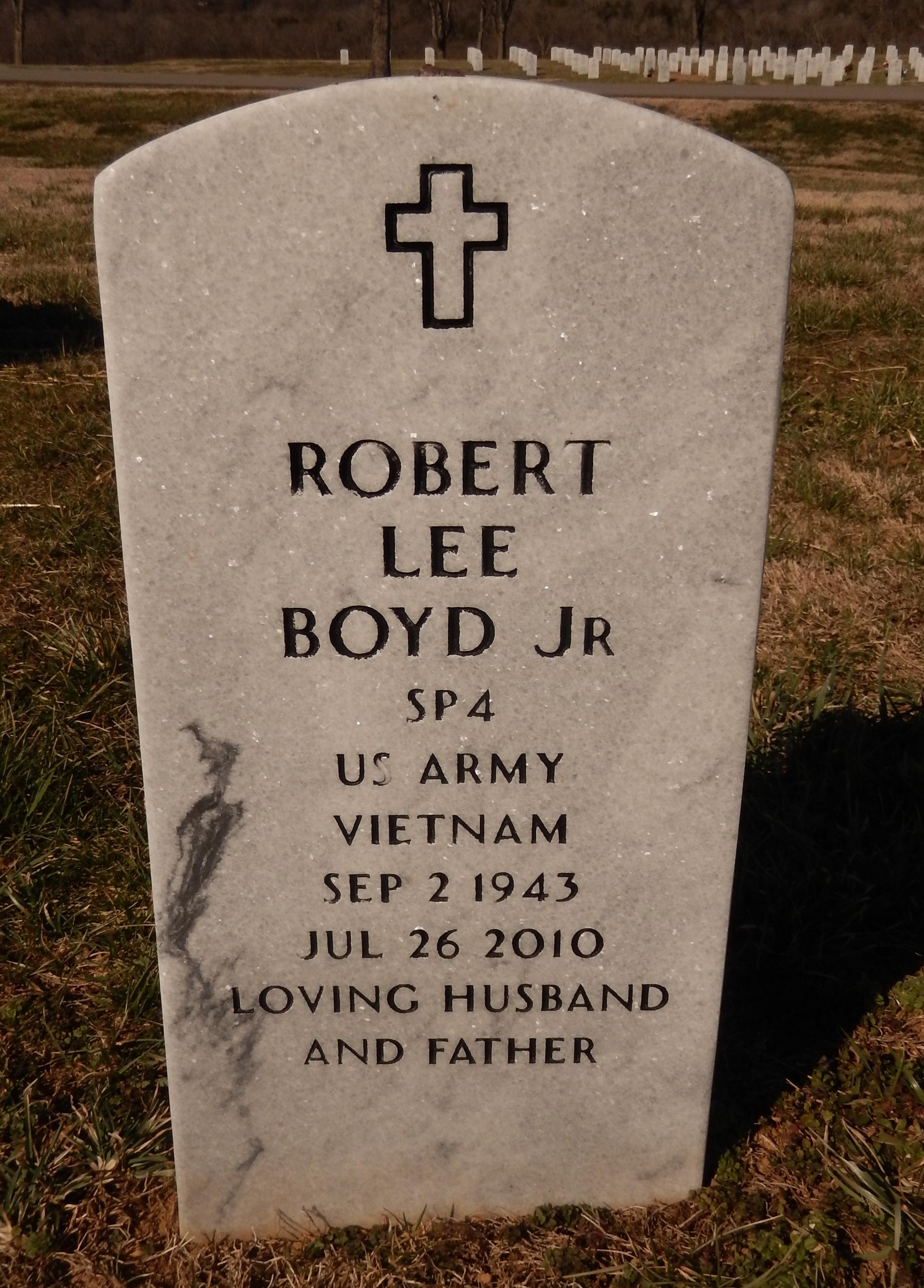 Robert Lee Boyd, Jr
