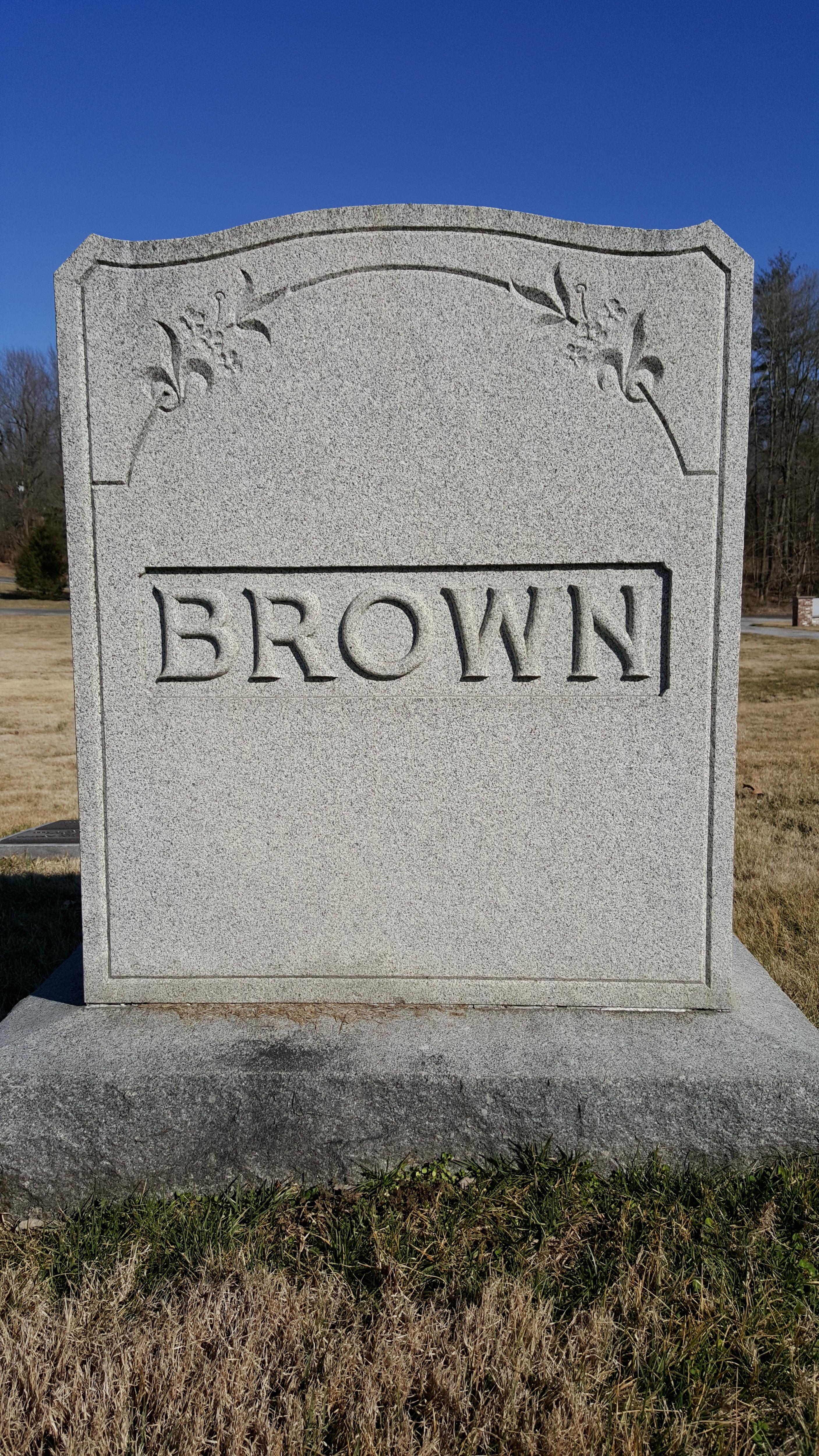 Lela <i>Mackey</i> Brown