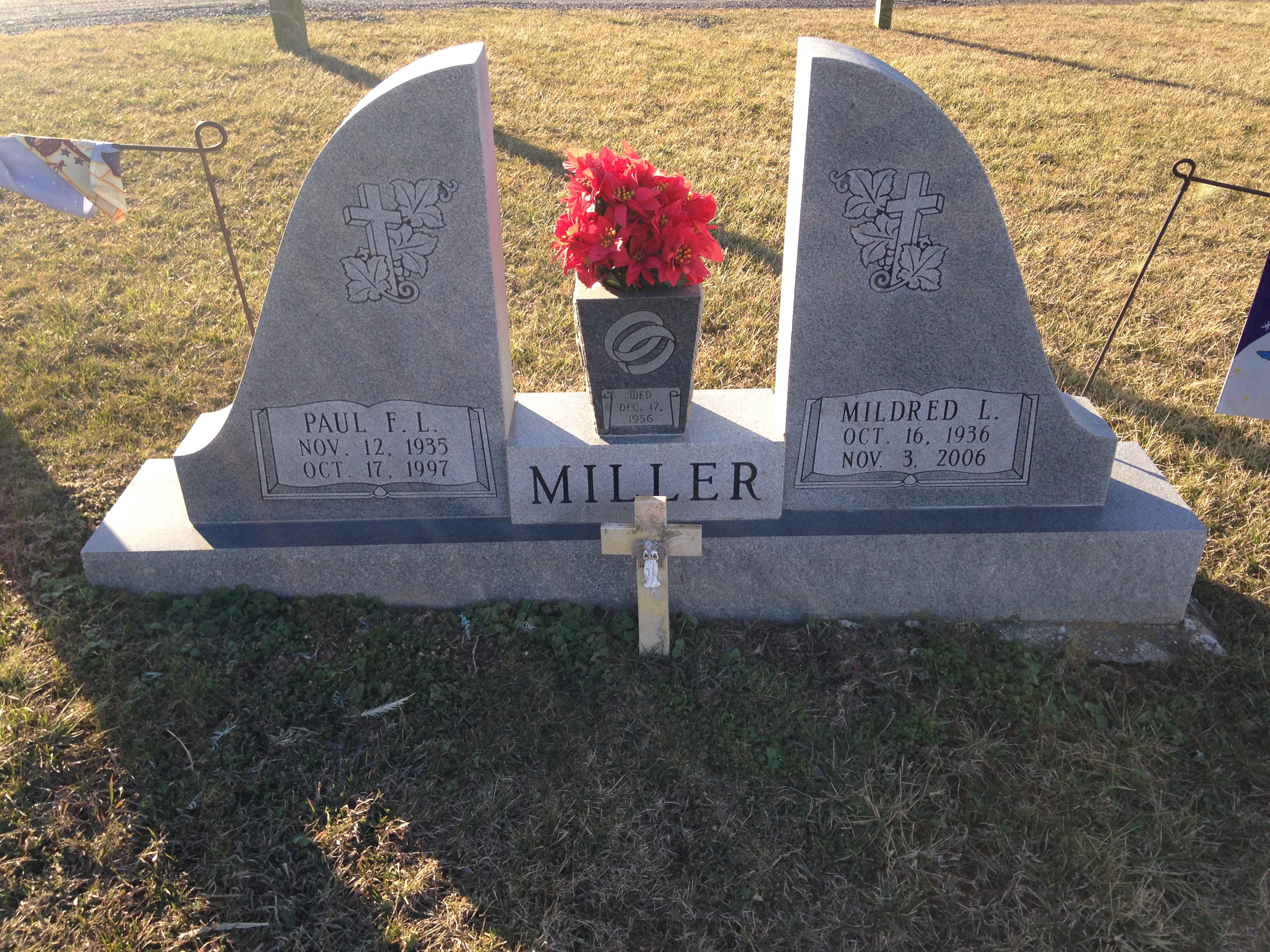 Paul F.L. Miller