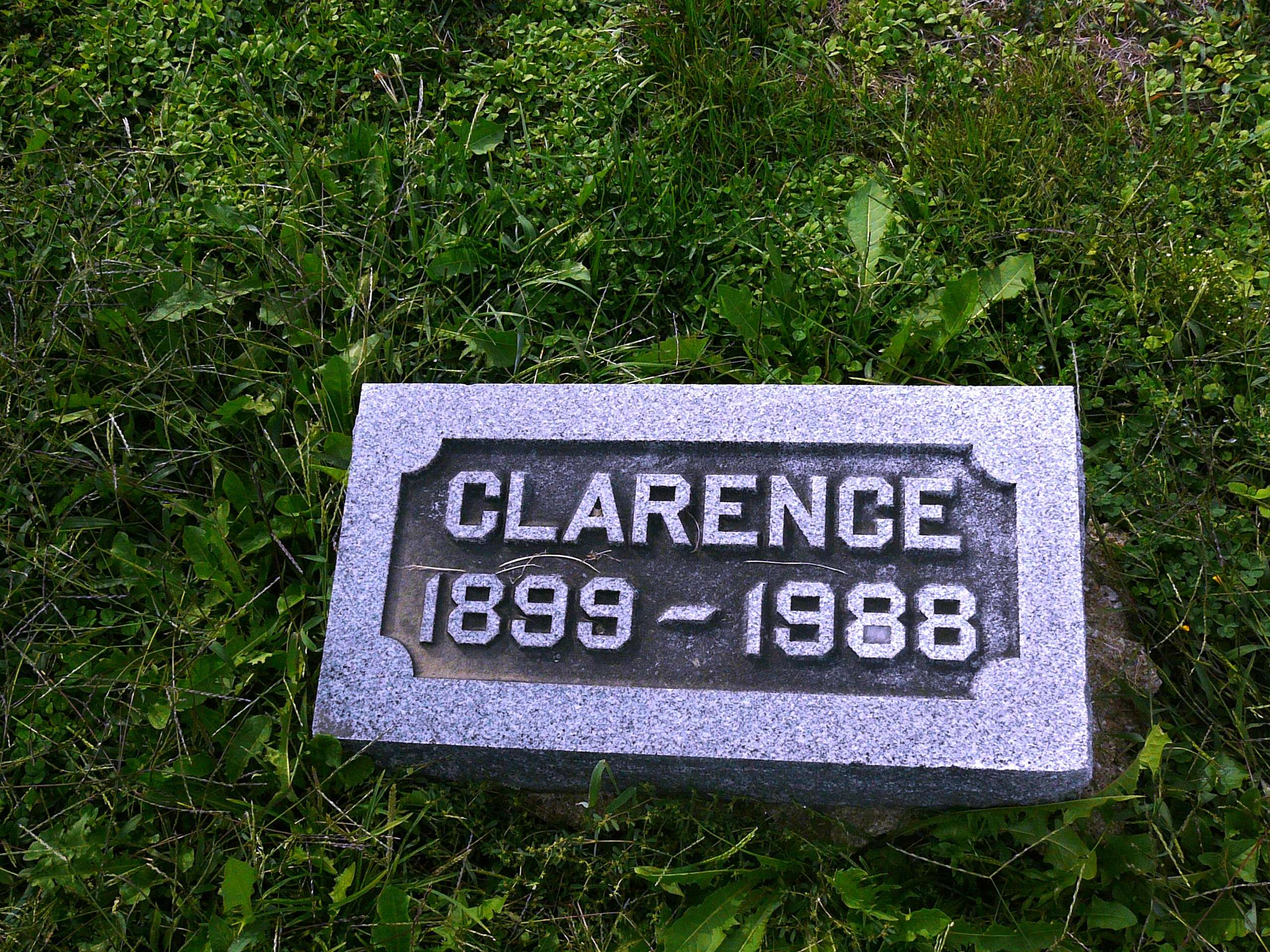 Clarence Cook Cloyd