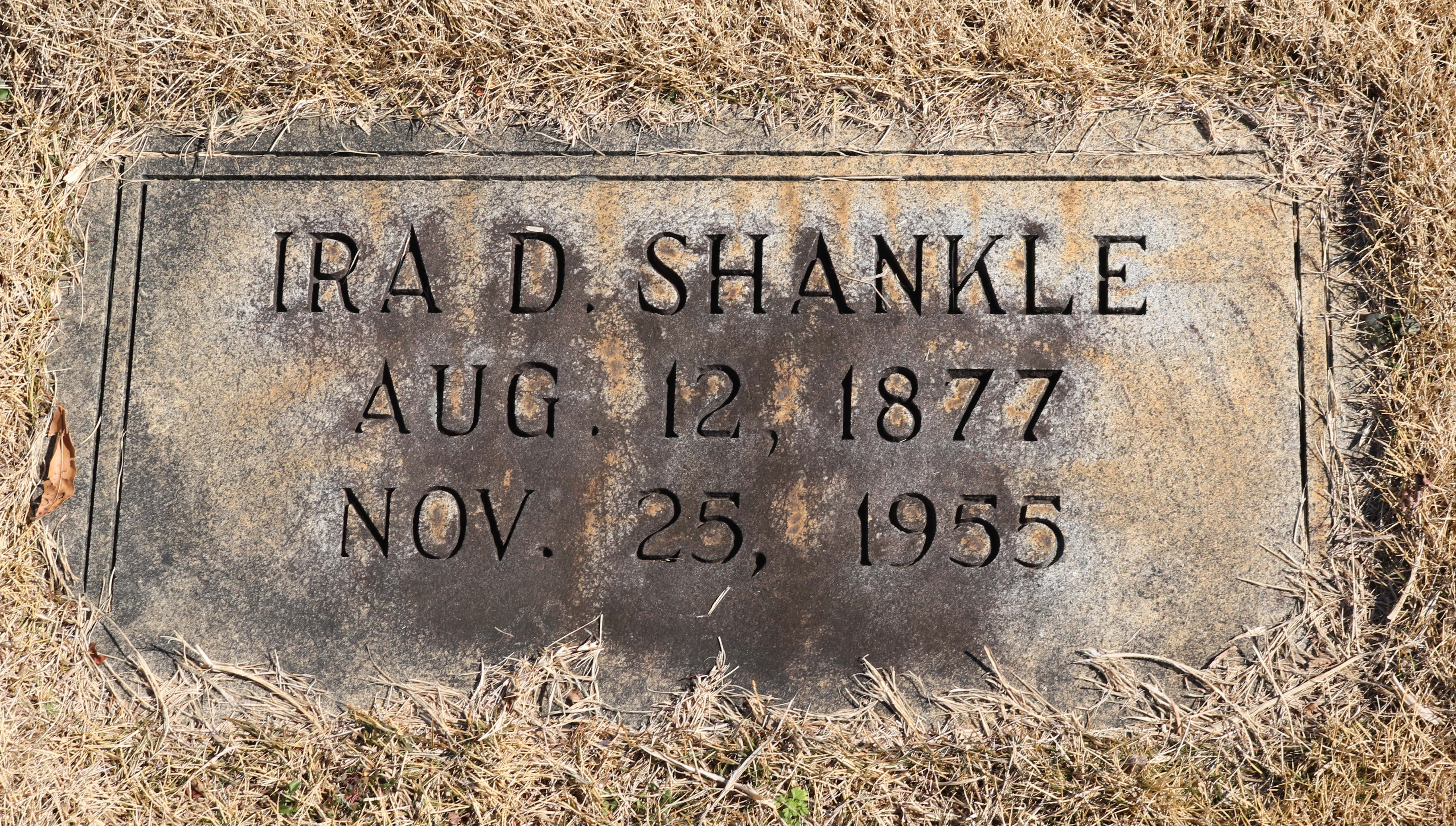 Ira Durant Shankle