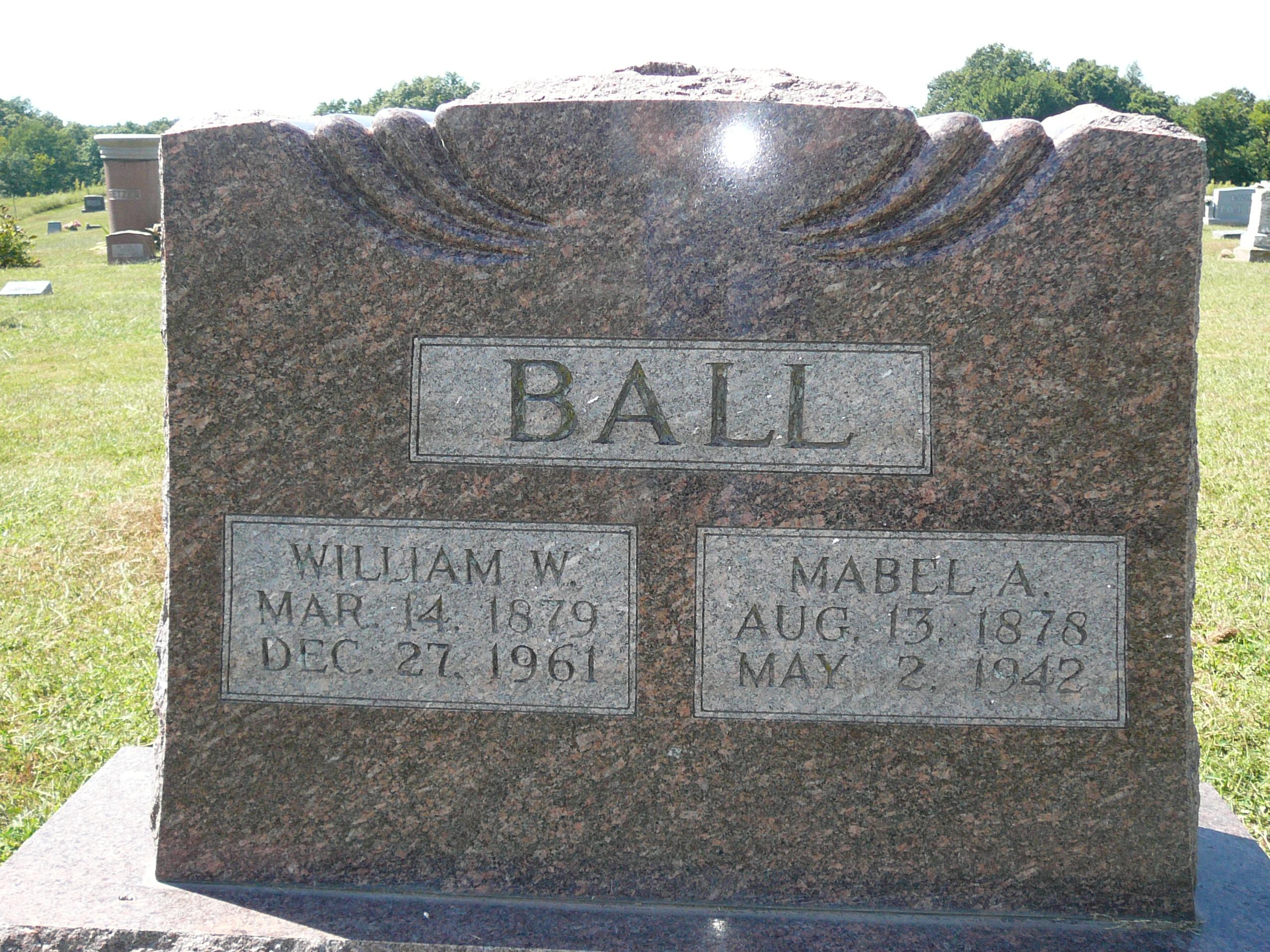 Mable Ann <i>Crown</i> Ball