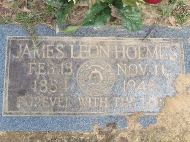 James Leon Holmes