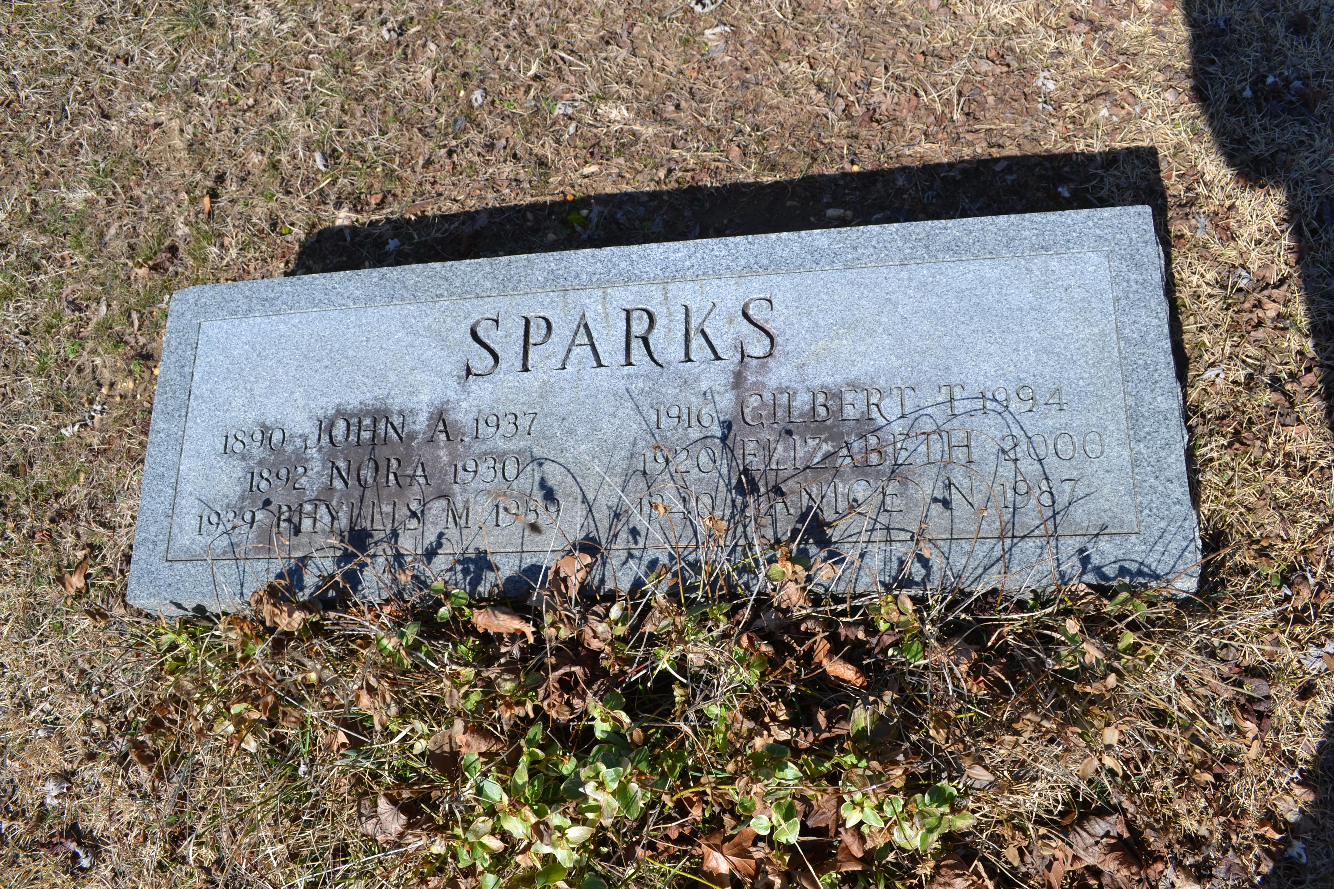 Elizabeth Sparks