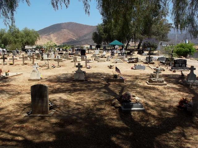 Pala Tribal Cemetery