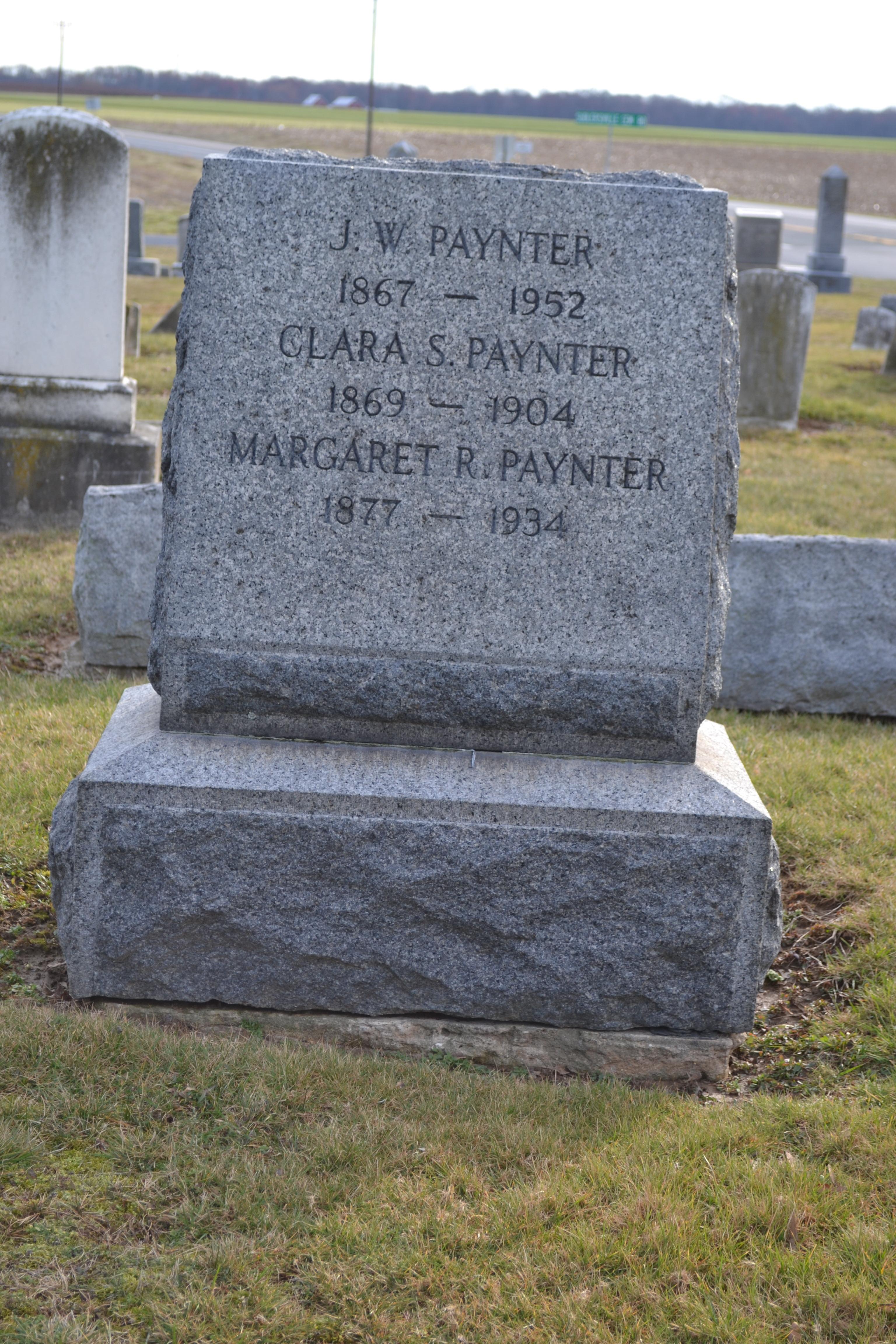J W Paynter