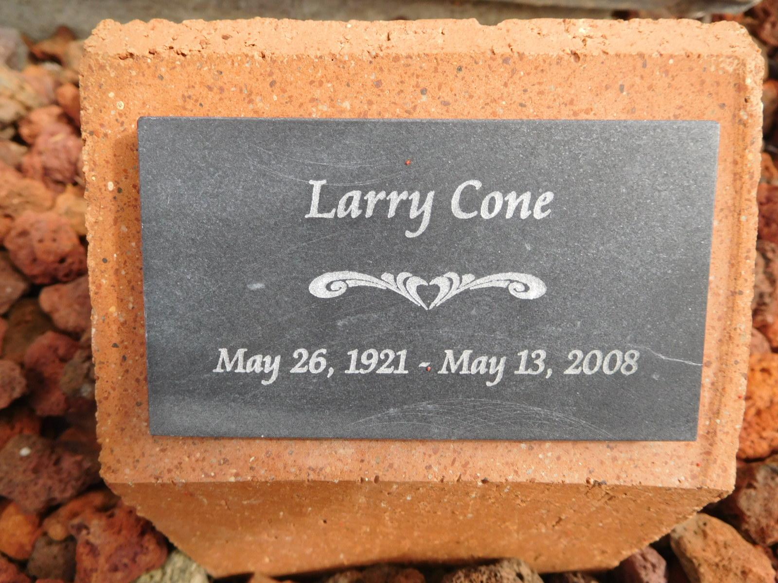 Larry Cone