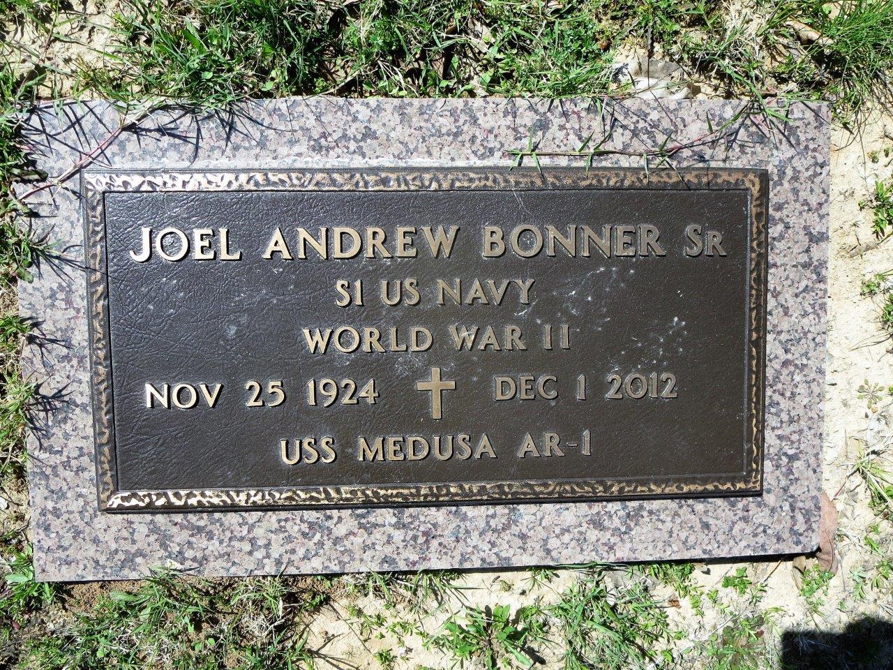 Joel Andrew Bonner