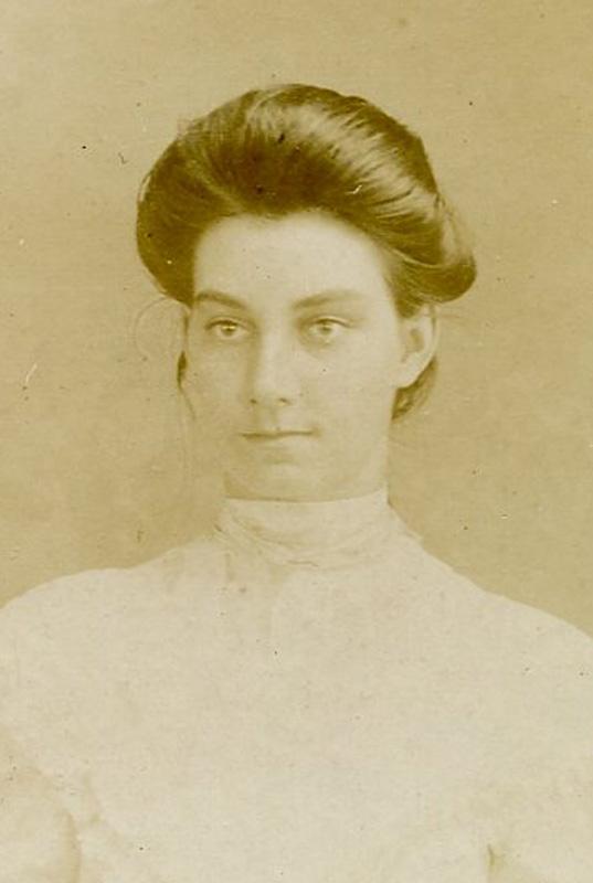Nellie May <i>Anthony</i> Emrick