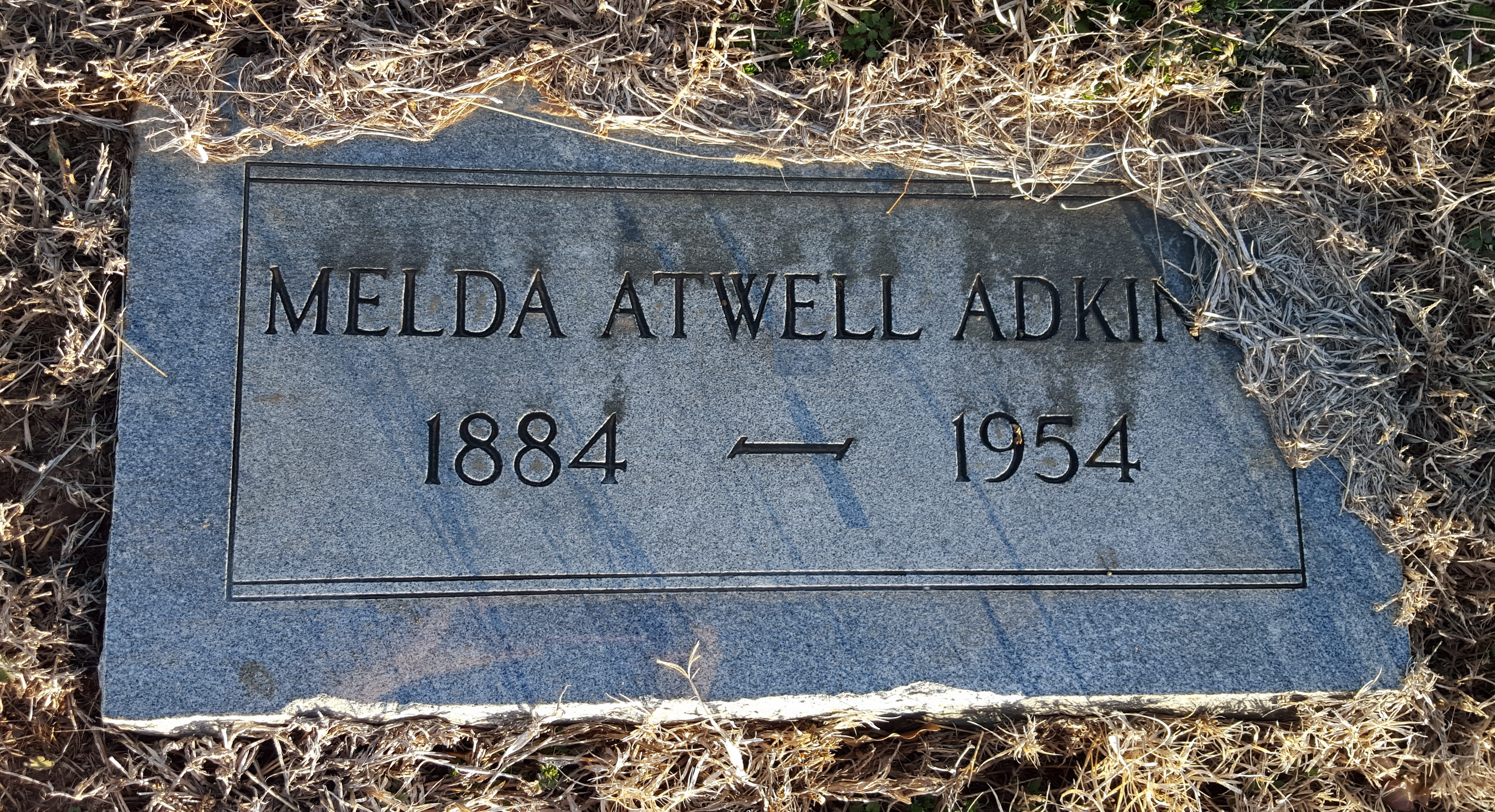 Melda Atwell Adkins
