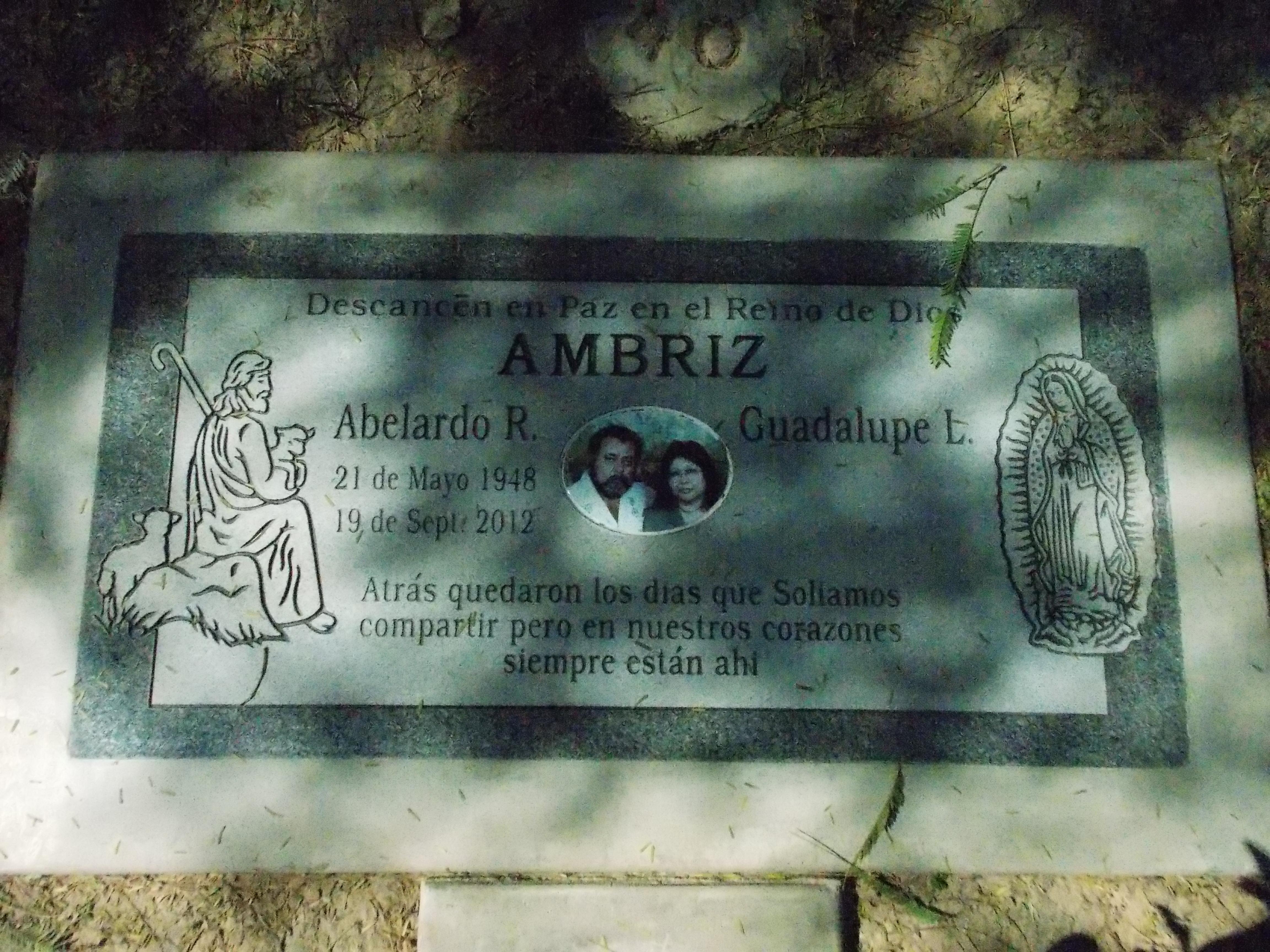 Abelardo Ruiz Ambriz