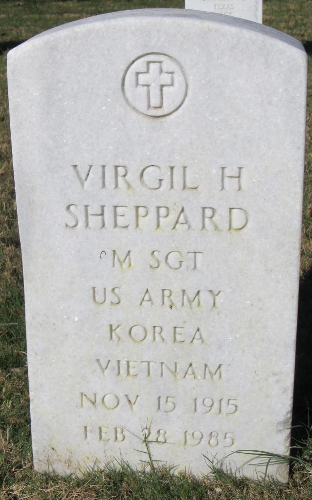 Virgil H. Sheppard
