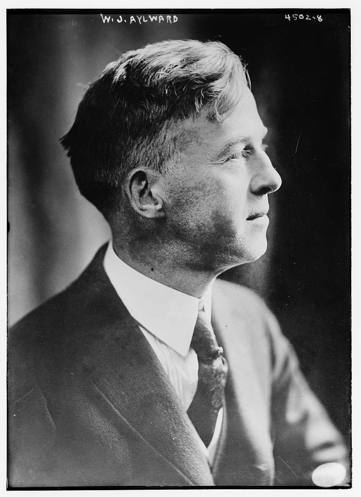 William J Aylward