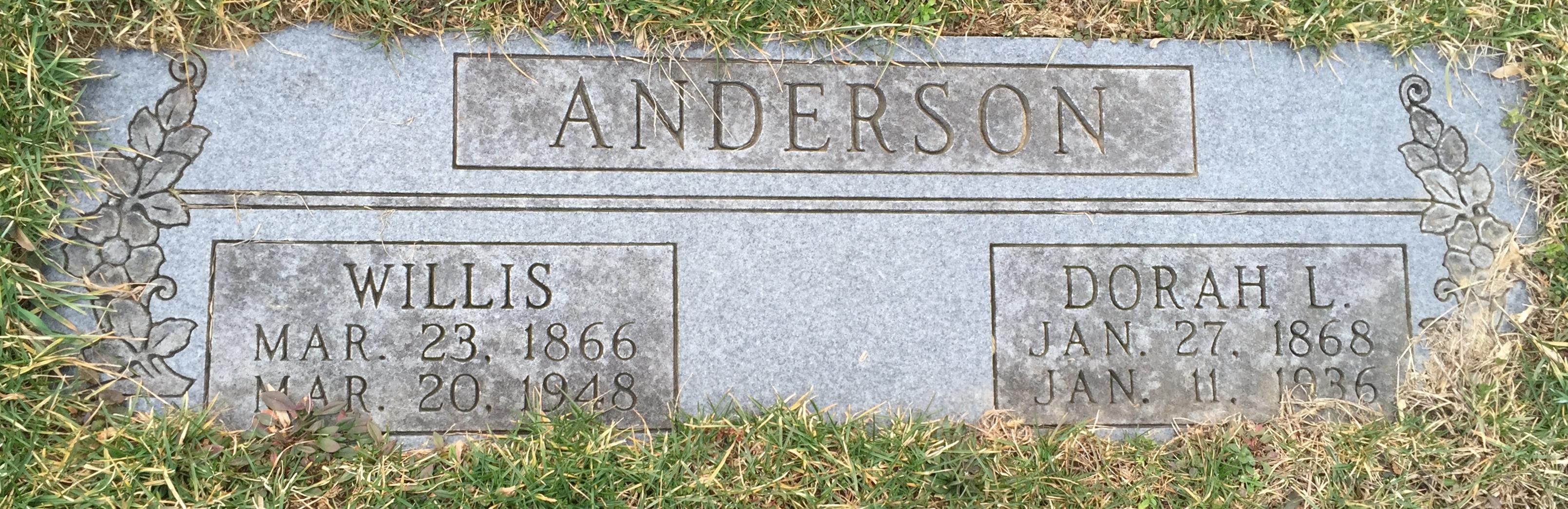 Dorah L. Anderson