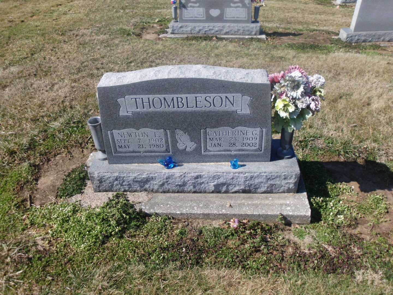 Newton E. Thombleson