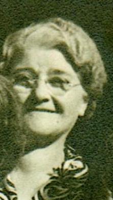 Mary Jane Jennie <i>Geer</i> Alldridge-Graves