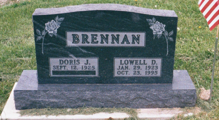 Lowell Dixon Brennan