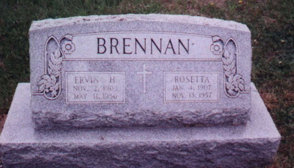 Rosetta D <i>Fryer</i> Brennan