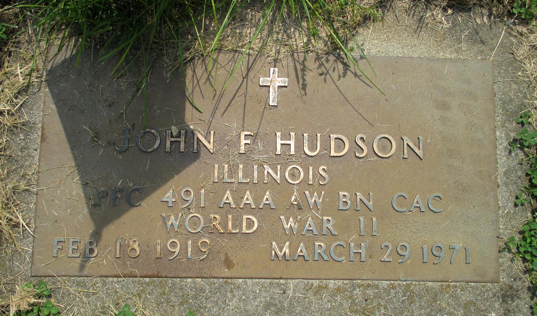 John Fredrick Hudson