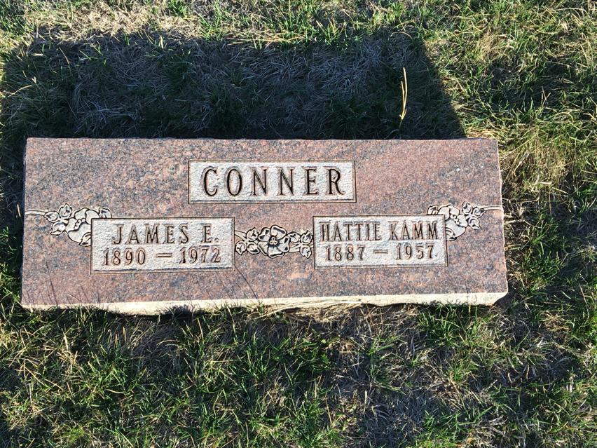 James E Conner
