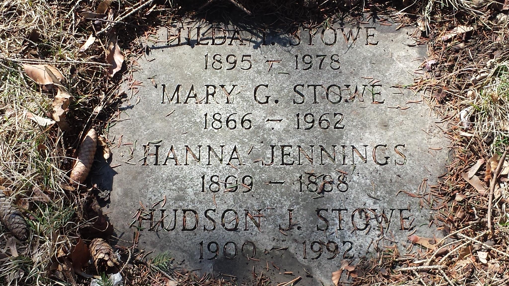 Hannah Lossing <i>Howard</i> Jennings