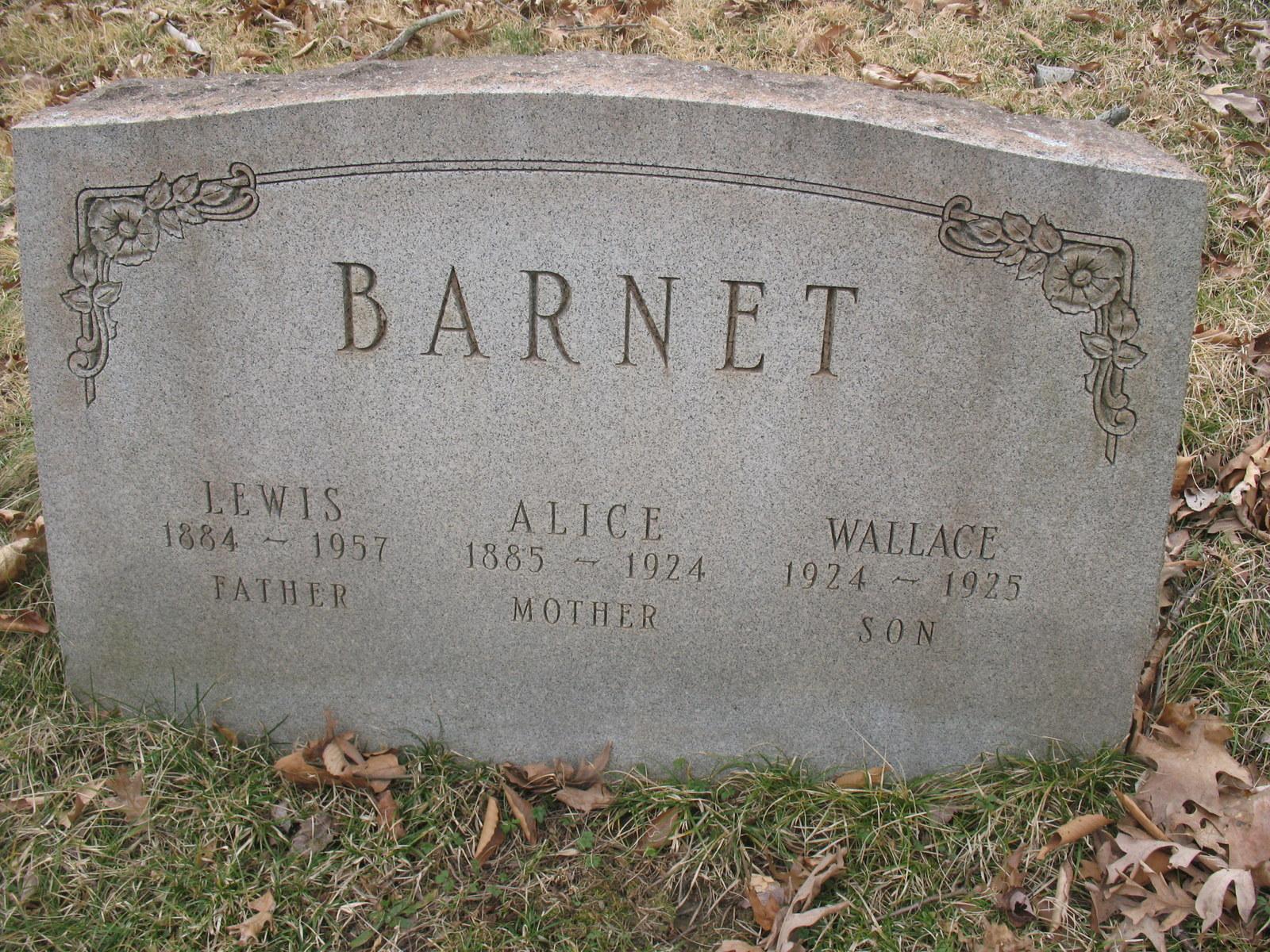 Alice Herbert Barnet