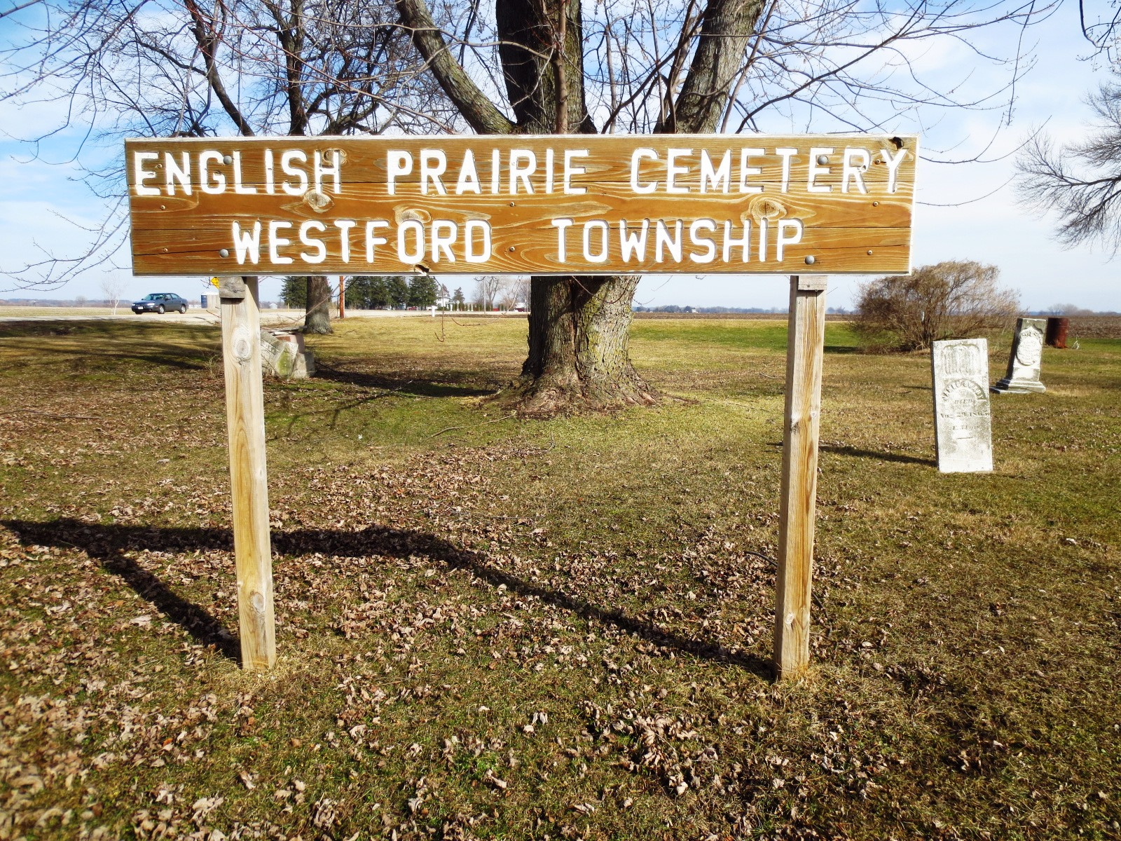 English Prairie Cemetery