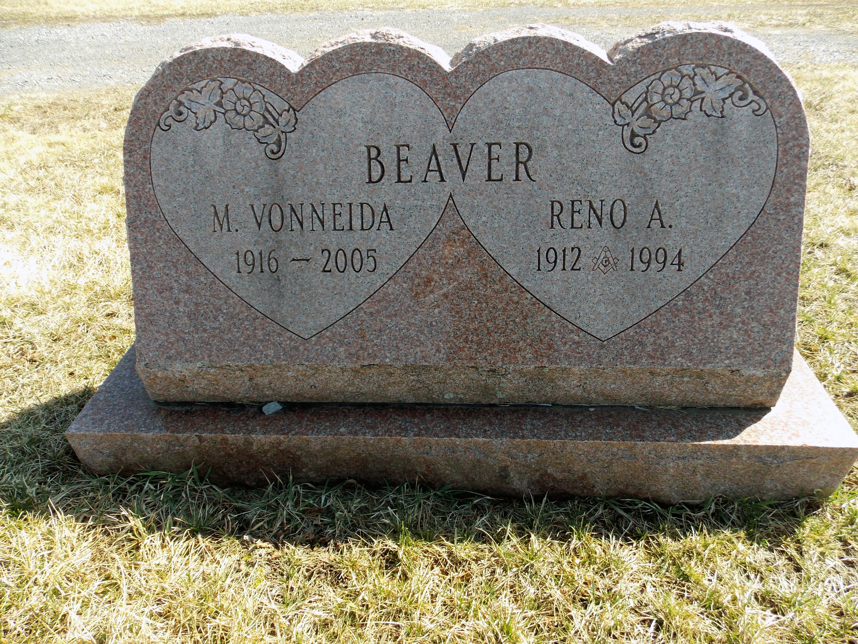Margaret <i>VonNeida</i> Beaver
