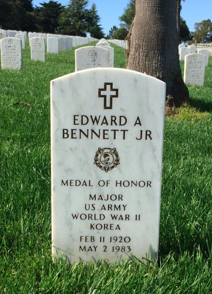 Edward Andrew Bennett, Jr