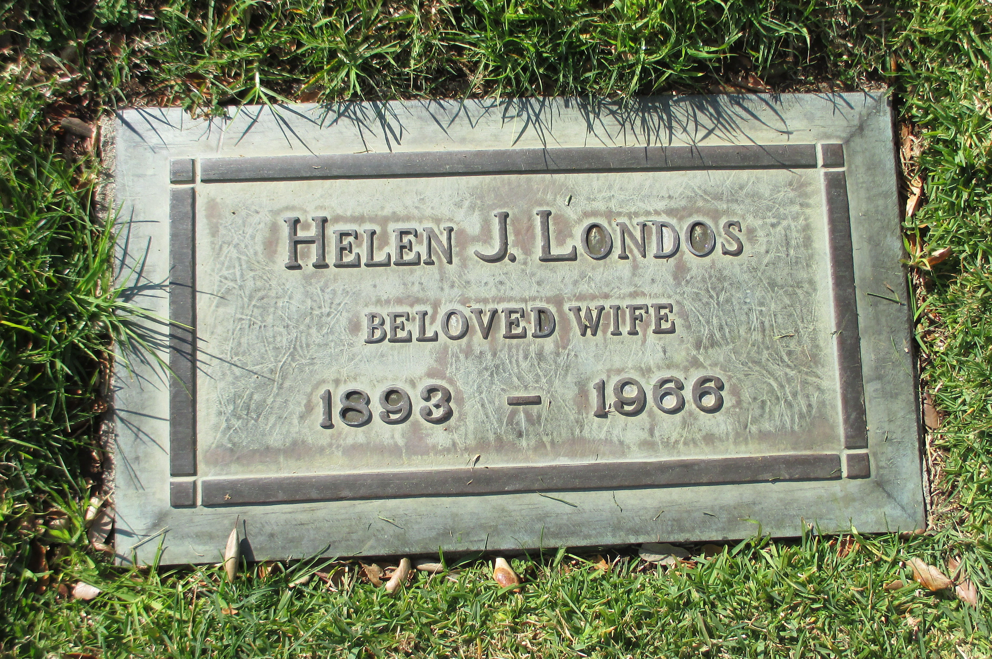 Helen J Londos