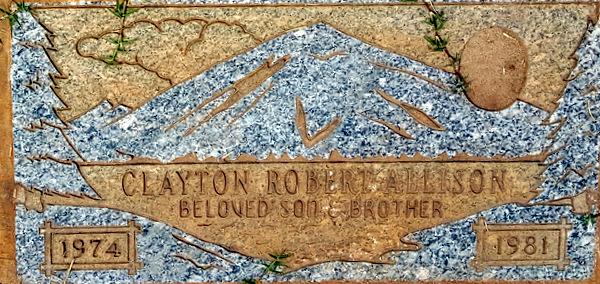 Clayton Robert Allison