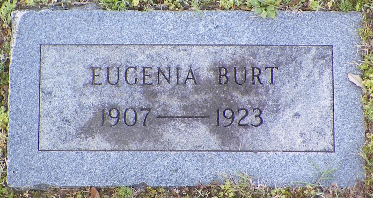 Eugenia Burt