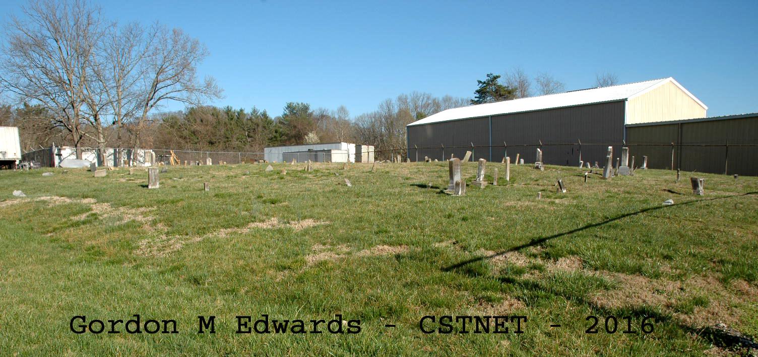 Kinnick Cemetery