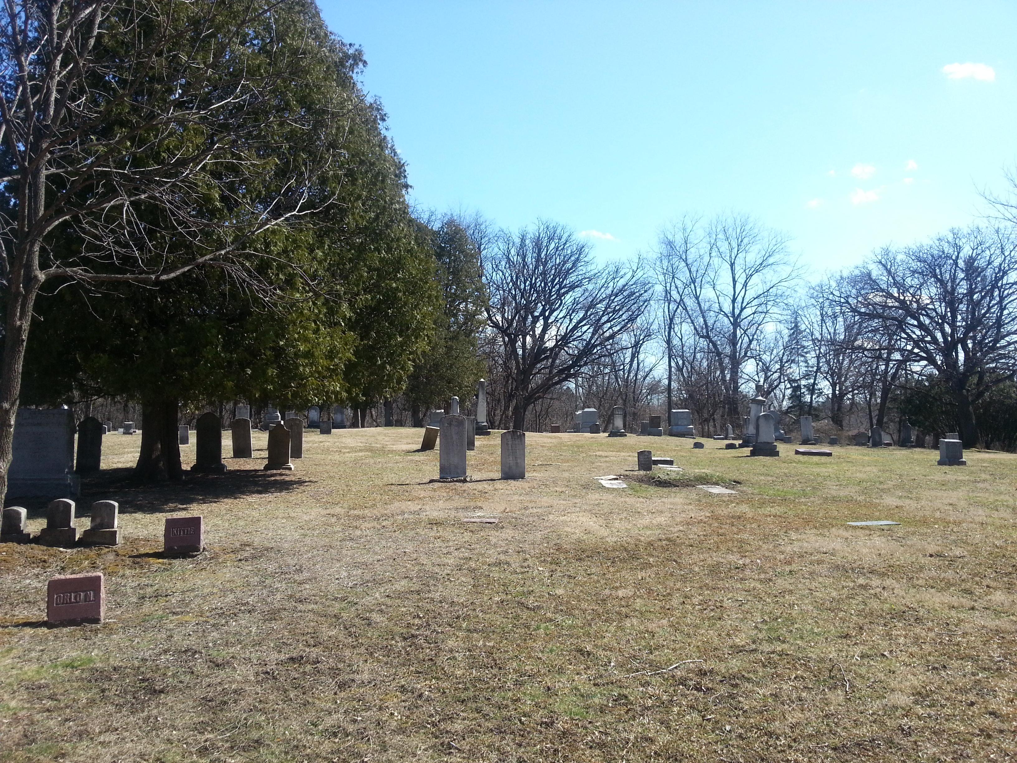 Barrington Center Cemetery