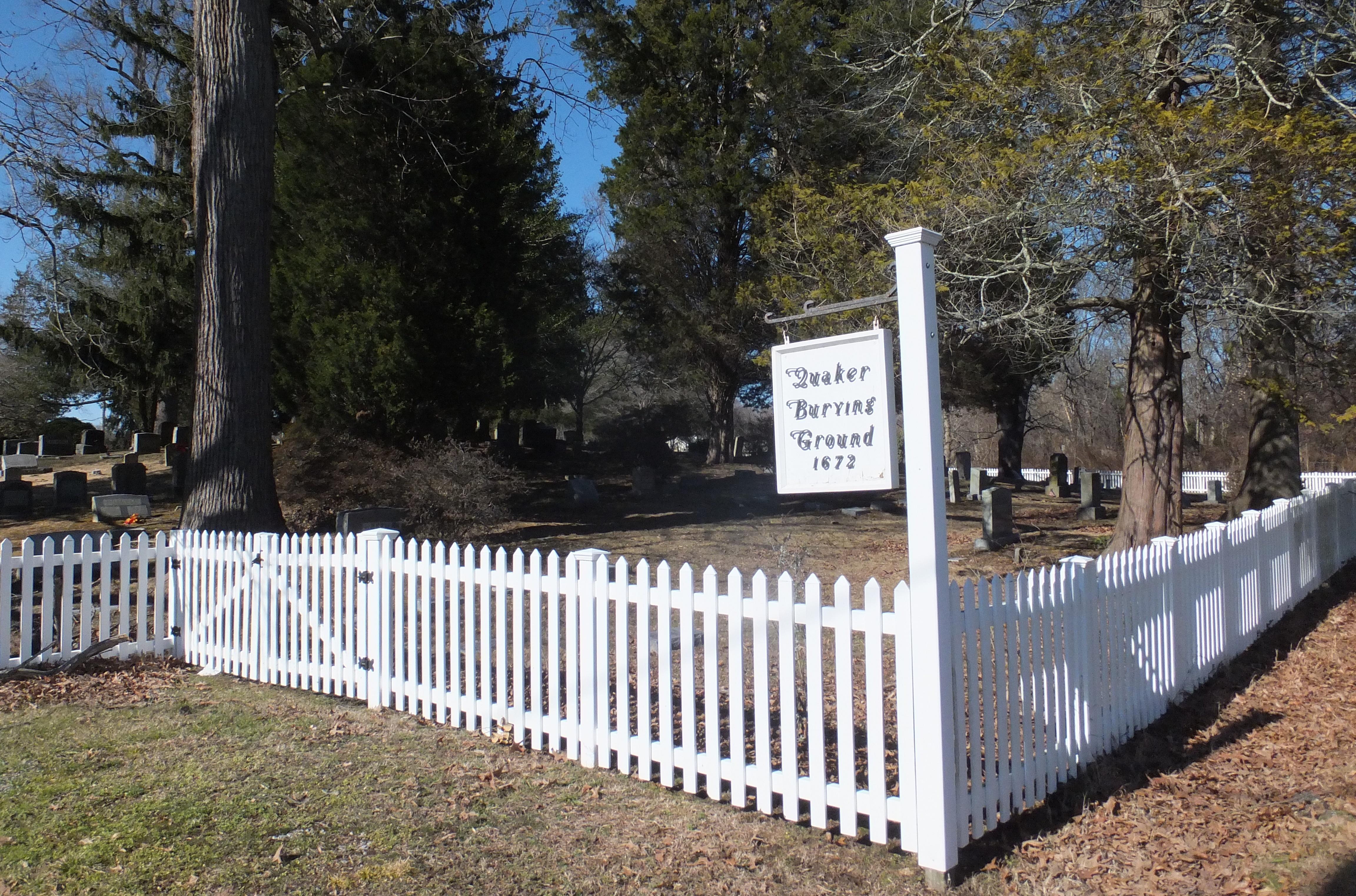Quaker Burying Ground